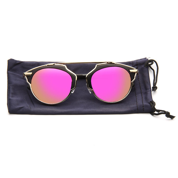 Soft Drawstring Sunglasses Case