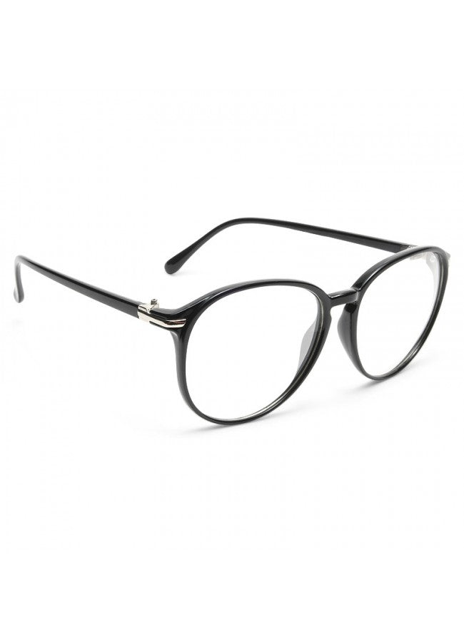 Oversized Clear Glasses - Tia Thin Frame Pastel Clear Glasses ...