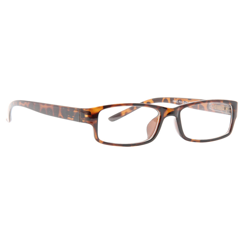 Darcy Lewis Thor Rectangular Clear Glasses