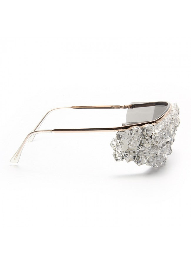 The Fame Luxe Lady Gaga Crystal Glasses