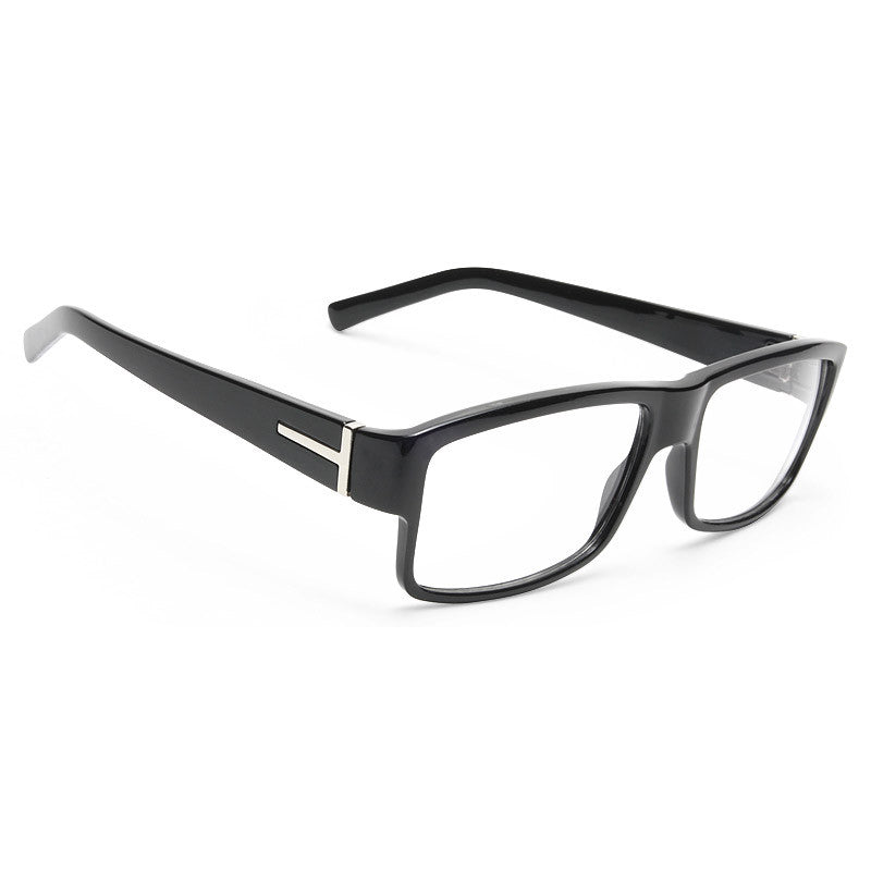Ashbourne Unisex Squared Clear Glasses