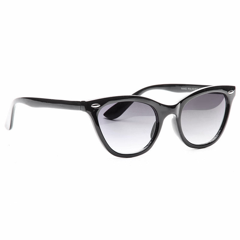 Henrietta Slim Cat Eye Sunglasses