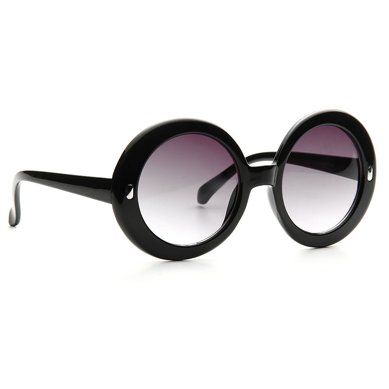 Ashley Tisdale Style Oversized Round Celebrity Sunglasses