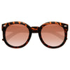 Super Duper Unisex Oversized Round Sunglasses