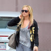 Ashley Tisdale Style Plastic Aviator Sunglasses