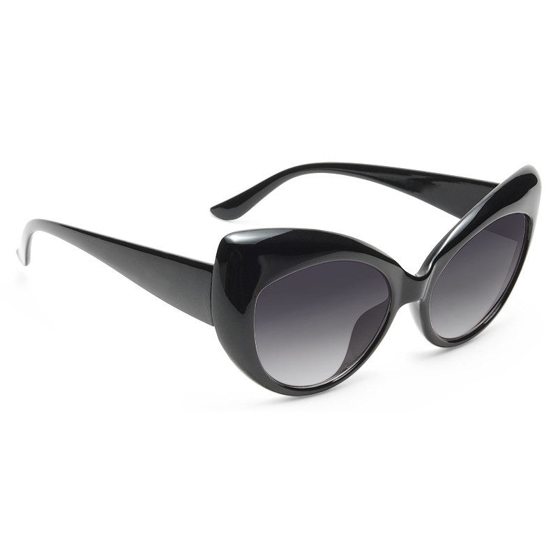 Rita Rounded Cat Eye Sunglasses