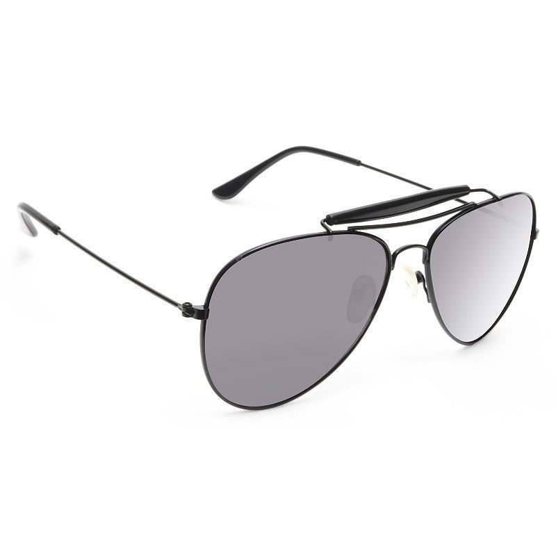 Outdoorsman Classic 58Mm Solid Aviator Sunglasses