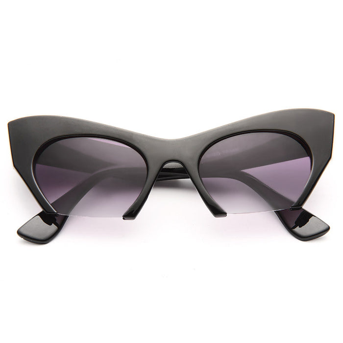 Rasoir Designer Inspired Cat Eye Sunglasses