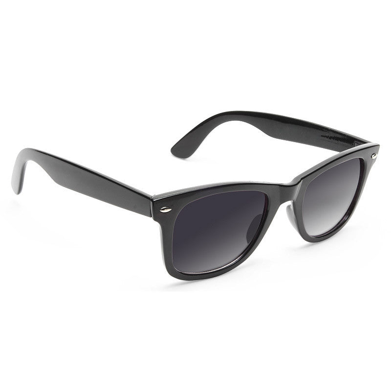 Mason Medium Gradient Horn Rimmed Sunglasses