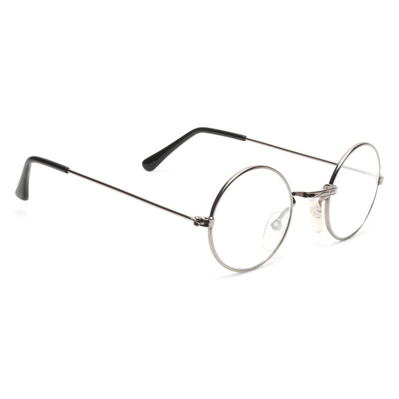 John Lennon Clear Round Glasses
