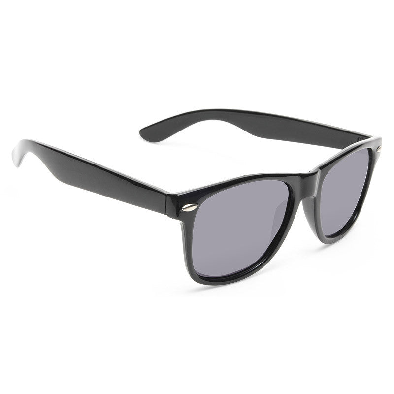 Jude Luxe Large Polarized Horn Rimmed Sunglasses