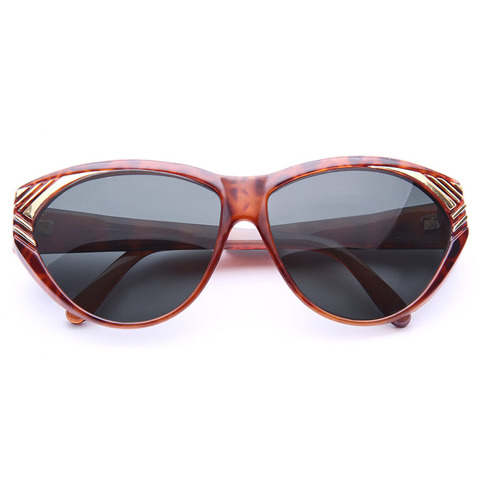 Morgan Vintage Floral Cat Eye Sunglasses