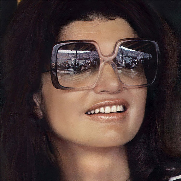 Jackie O Square Sunglasses