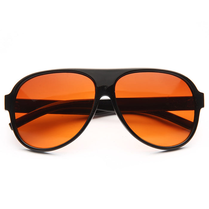 The Hangover Aviator Blue Blocker Sunglasses