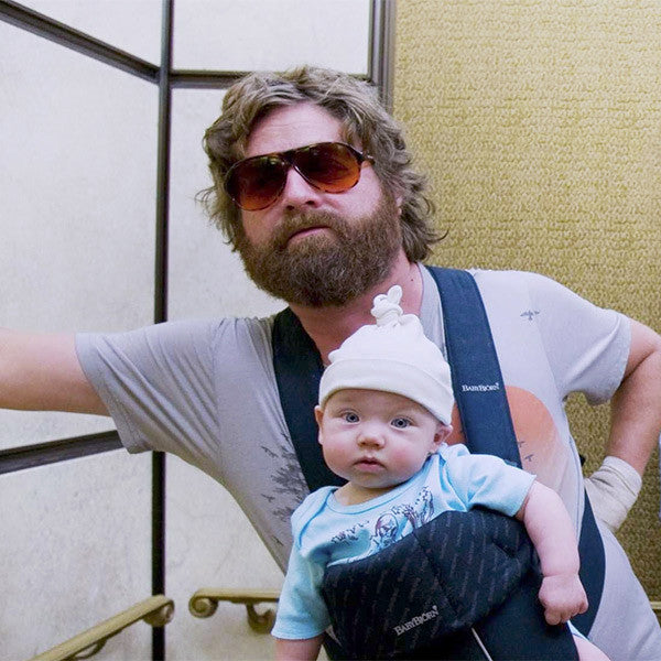Zach Galifianakis The Hangover Style Blue Blocker Aviator Sunglasses