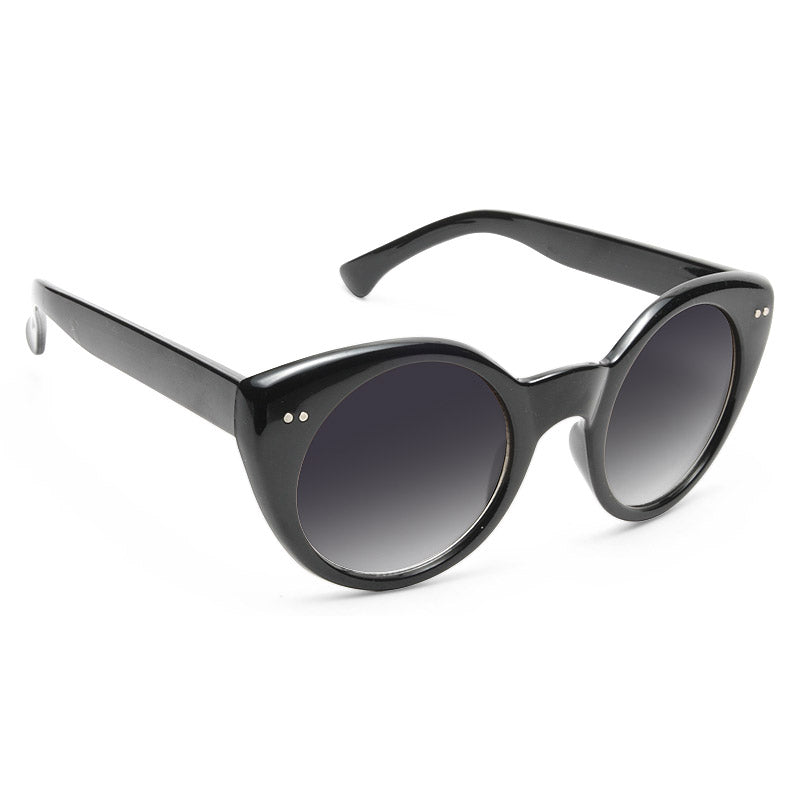 Mia Rounded Cat Eye Sunglasses