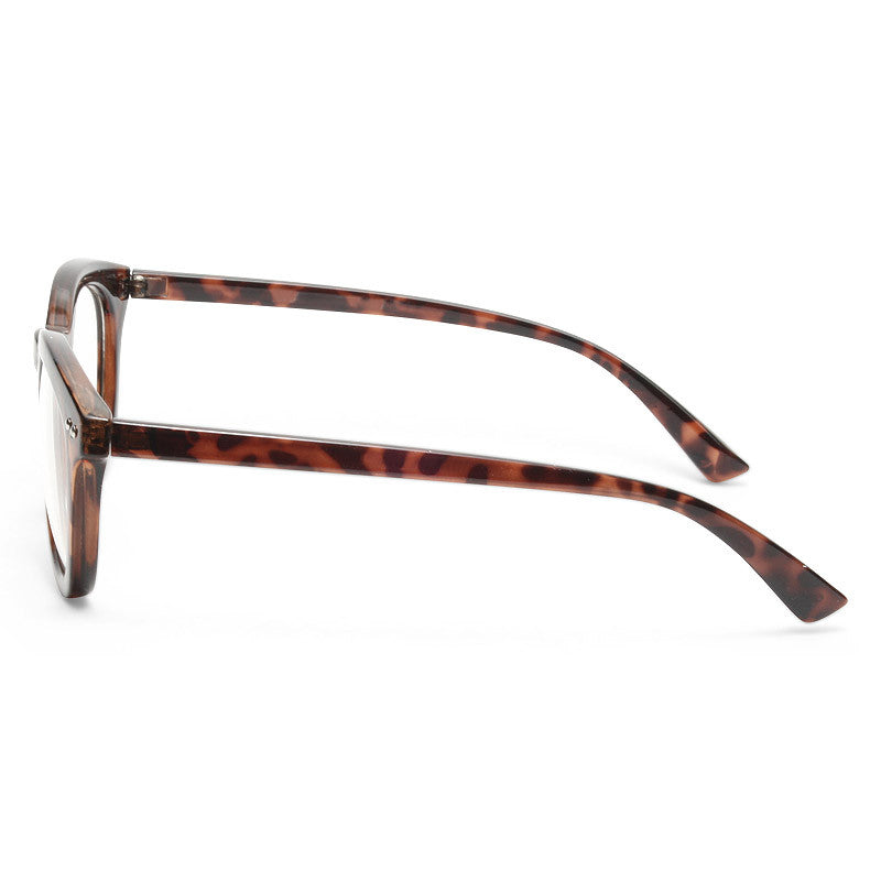 Dartford Rounded Frame Clear Glasses
