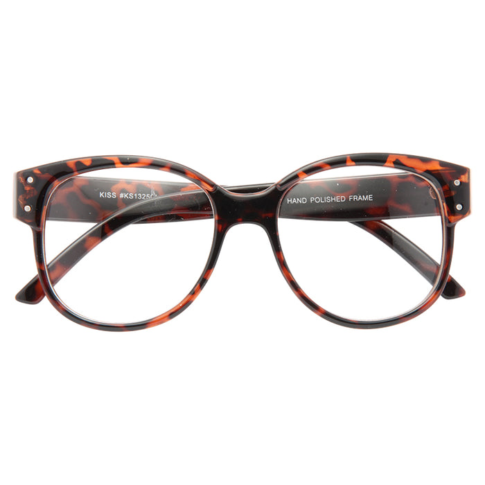 Stockport Rounded Clear Glasses