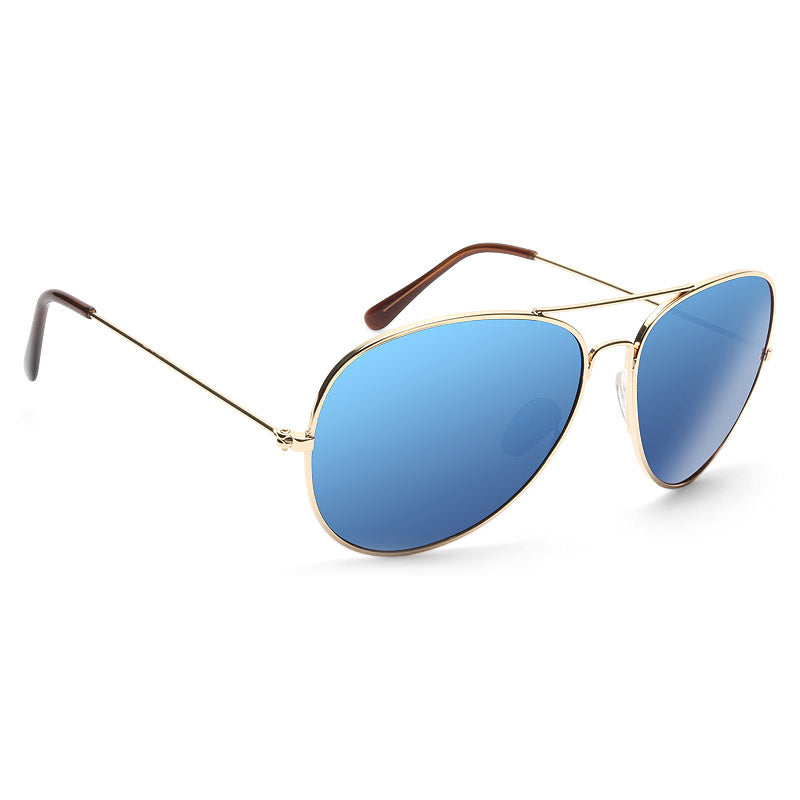 Kate Hudson Style 58Mm Color Mirror Aviator Celebrity Sunglasses