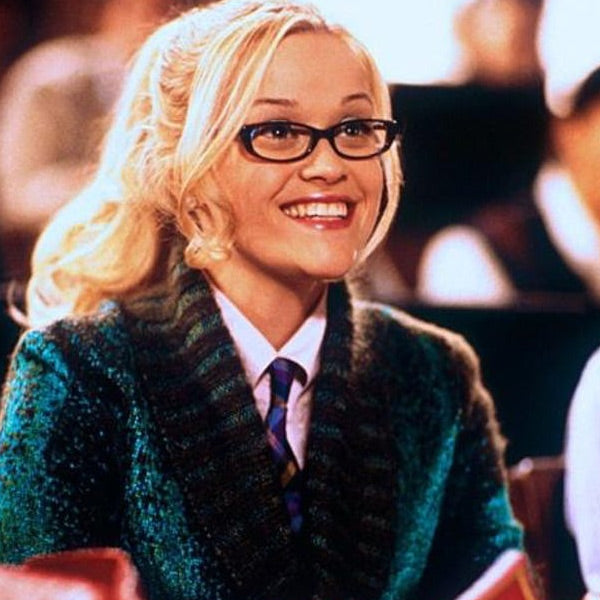 Elle Woods Legally Blonde Clear Glasses
