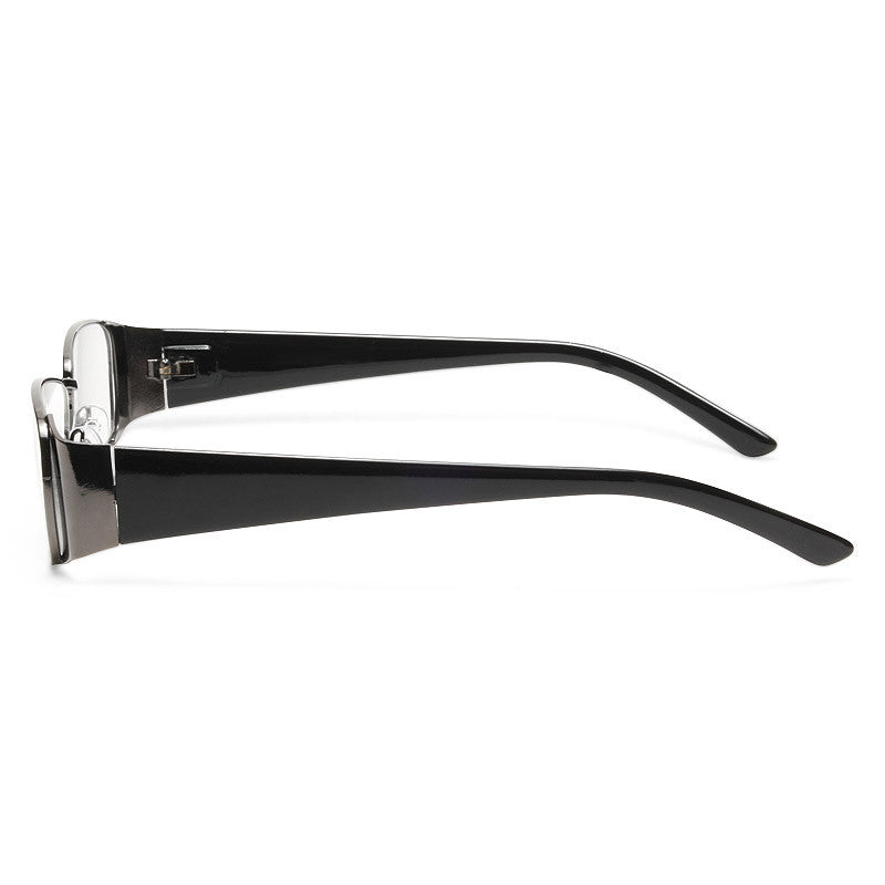 Rotherham Squared Skinny Clear Glasses