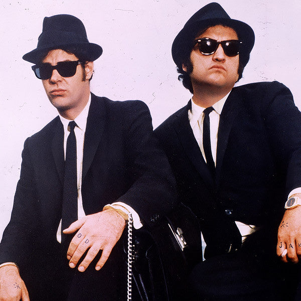 The Blues Brothers Horn Rimmed Sunglasses