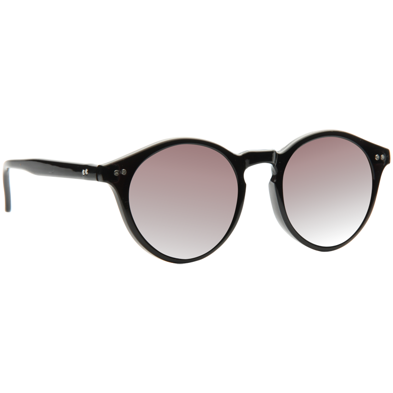Frankie Unisex Rounded Sunglasses