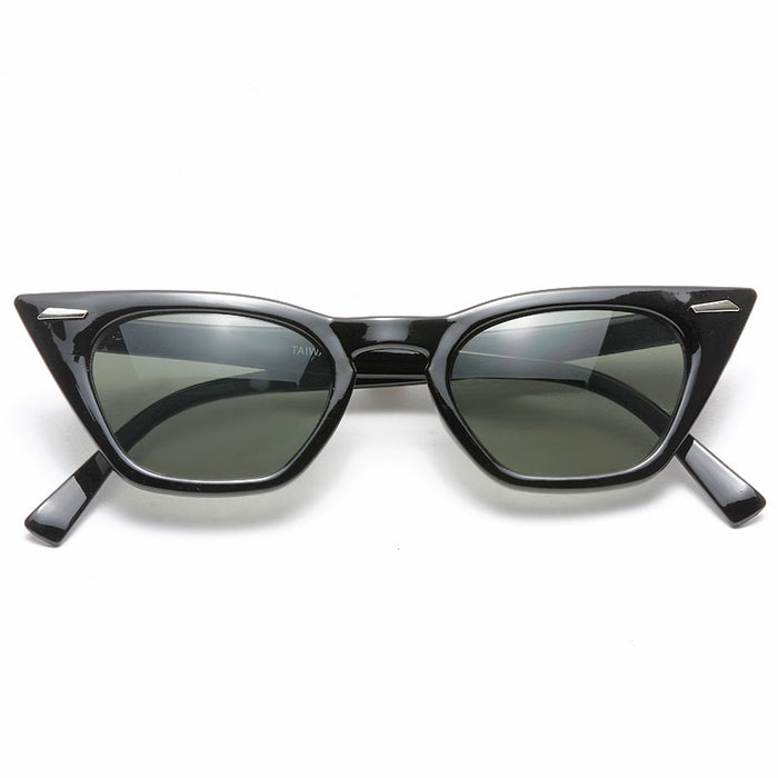 Roxie Slim Cat Eye Sunglasses