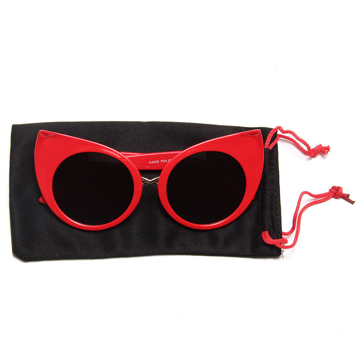 El Cheapo Colorful Drawstring Sunglasses Case