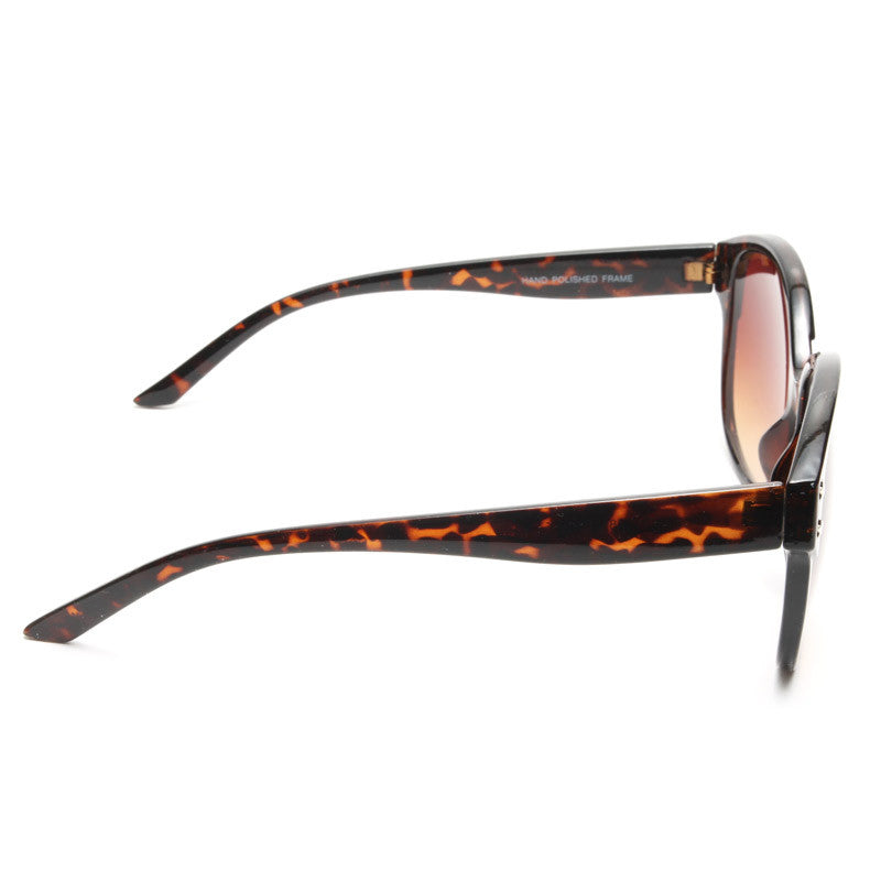 Kitty Thin Rounded Star Sunglasses