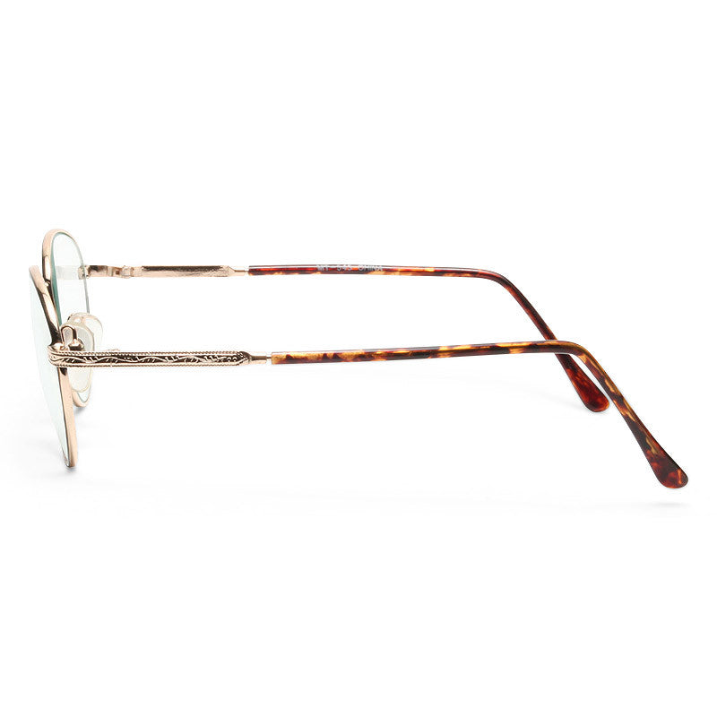 Jules Vintage Thin Clear Glasses