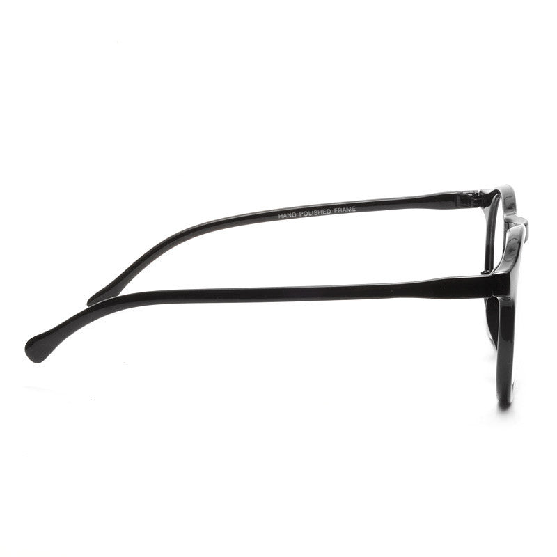 Ralph Unisex Rounded Clear Glasses