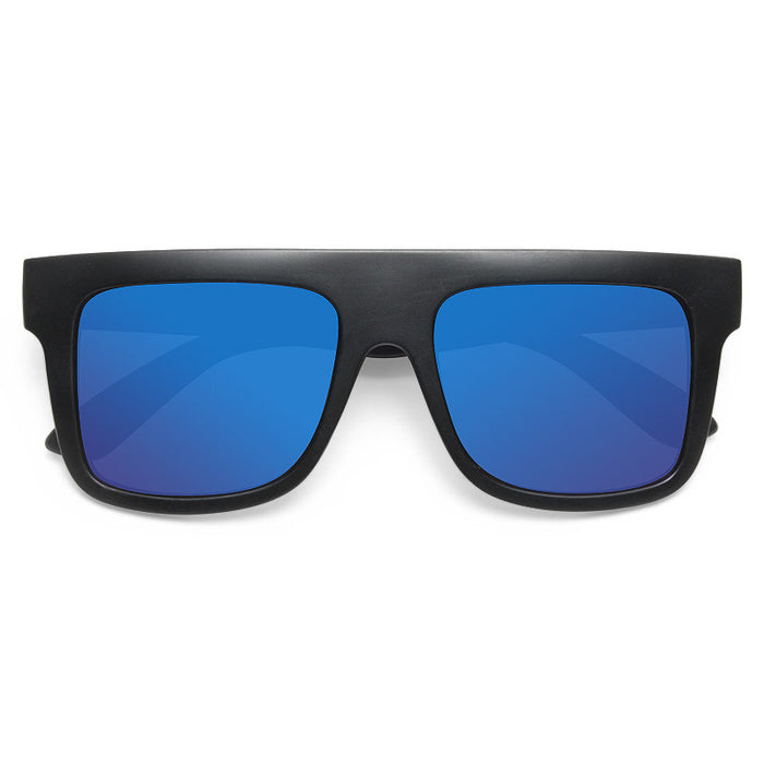Dylan Oversized Flat Top Sunglasses