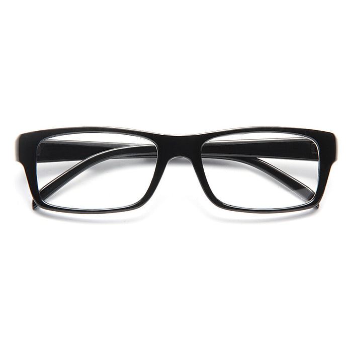 Melrose Skinny Squared Clear Glasses