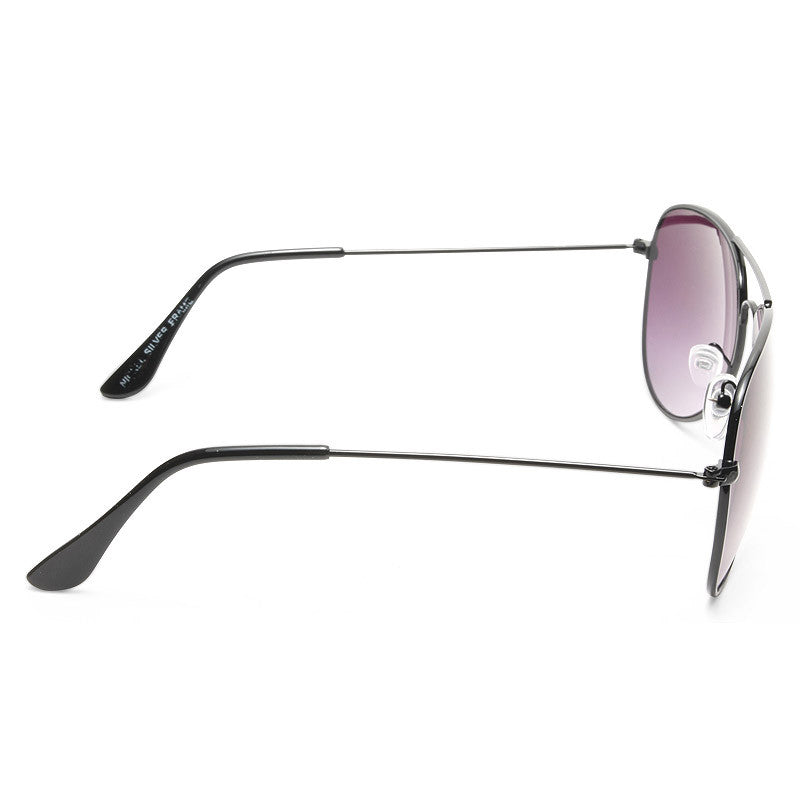 Classic 55Mm Gradient Aviator Sunglasses
