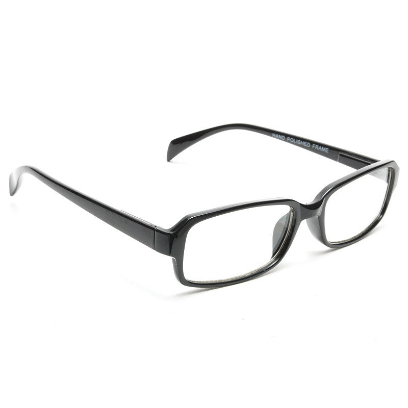 Drew Unisex Rectangular Clear Glasses