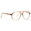 Steve Urkel Clear Aviator Glasses