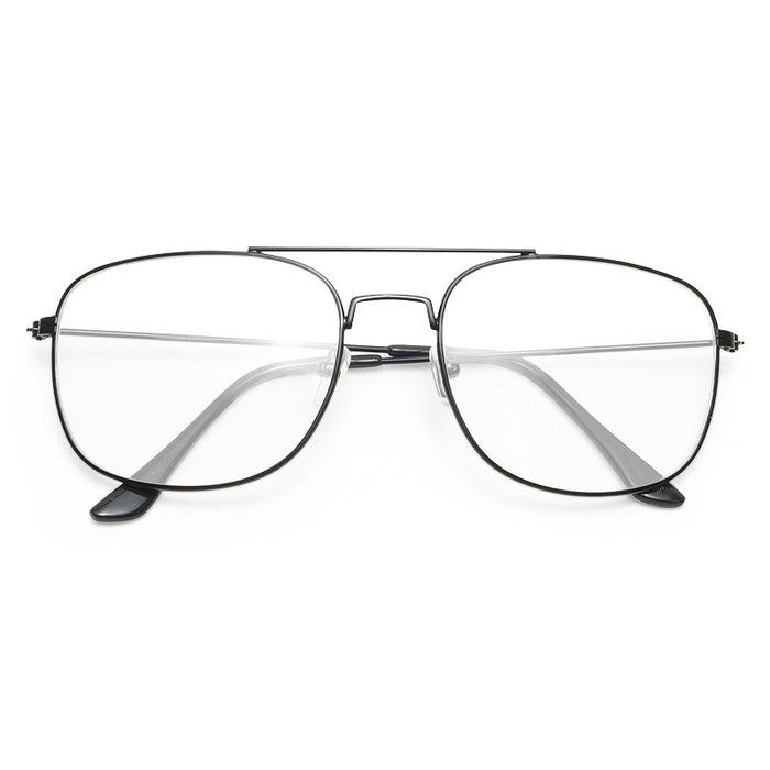 Parker Sun Sensor Clear Aviator Glasses