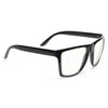 Westerlyn Thin Frame Clear Horn Rimmed Glasses