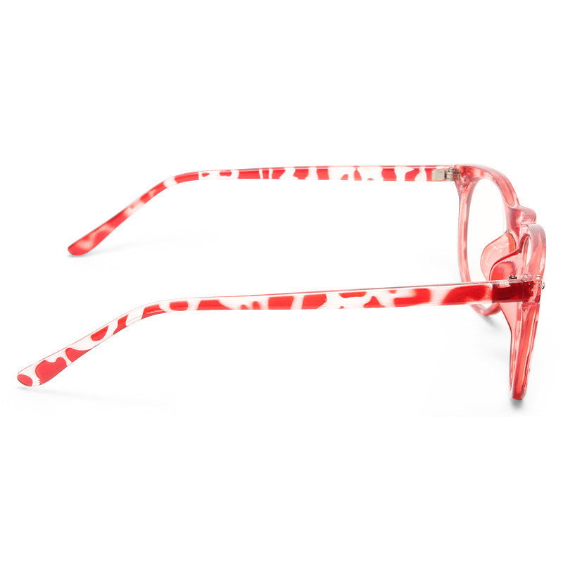 Bayberry Unisex Round Clear Glasses