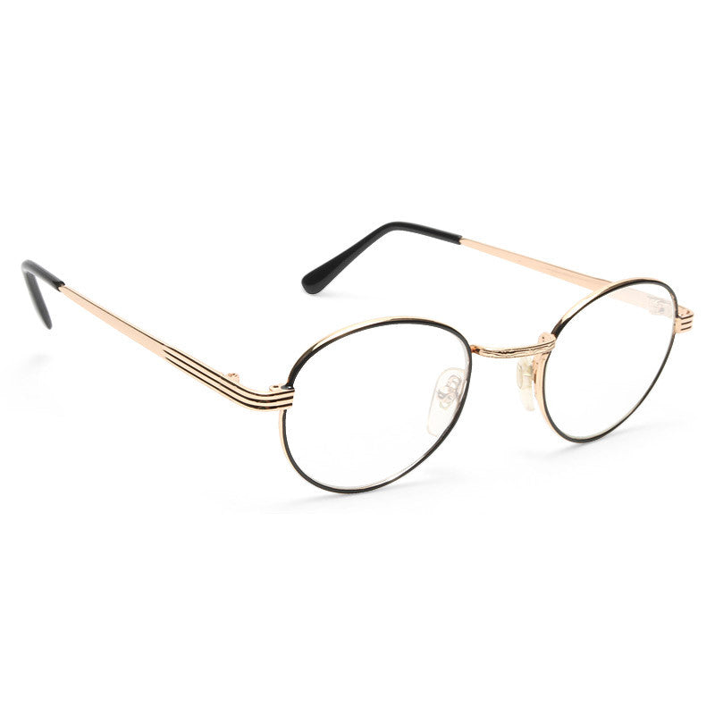 Finley Vintage Thin Sun Sensor Clear Glasses