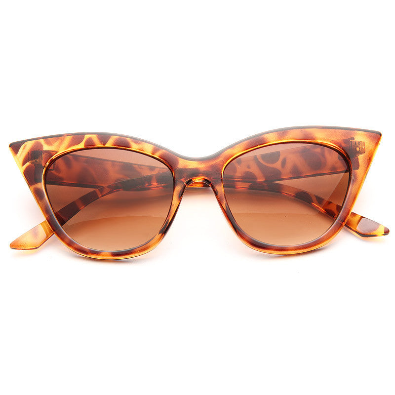 Taryn Pointed Cat Eye Sunglasses