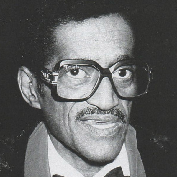 Sammy Davis Jr. Square Clear Glasses