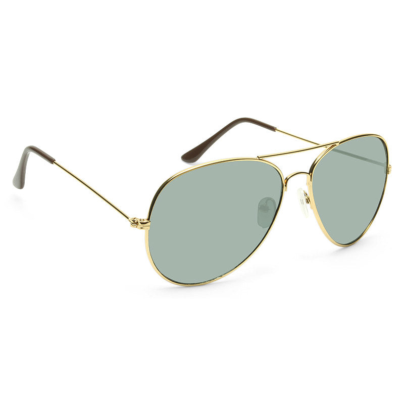 Lenny Kravitz Style 60Mm Solid Lens Aviator Sunglasses