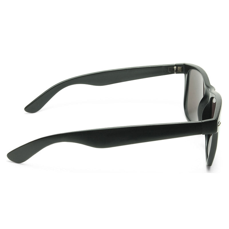 Powell X-Large Color Mirror Horn Rimmed Sunglasses