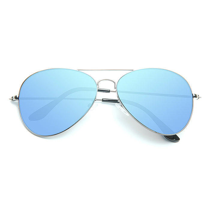Luxe Classic 56mm Aviator Sunglasses
