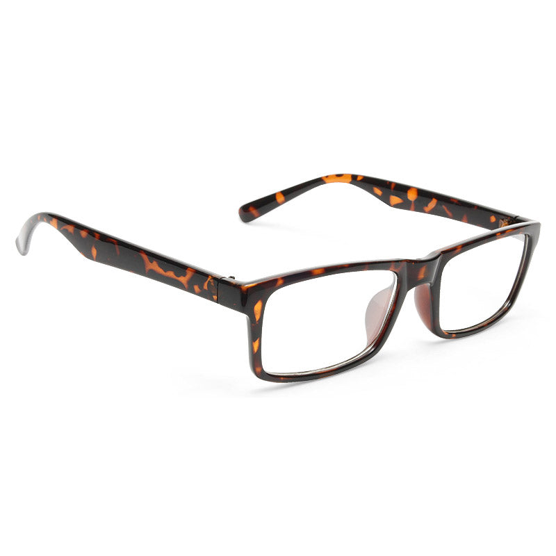 Tramore Unisex Slim Rectangular Clear Computer Glasses