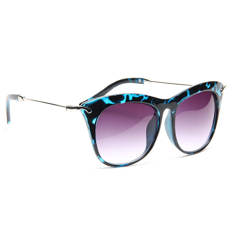 Chartreux Pointed Cat Eye Sunglasses