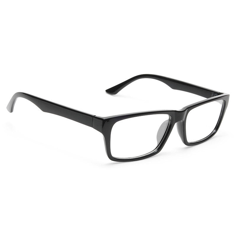 Keely Slim Rectangular Clear Glasses
