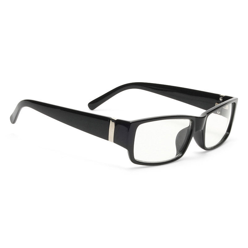 Aiken Slim Rectangular Clear Glasses